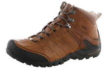 Teva Men's Riva Leather Mid Event bouillon
